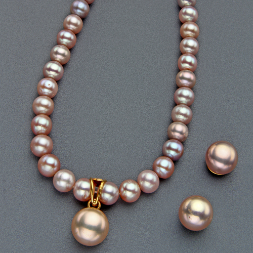 Pearls Locket Sets